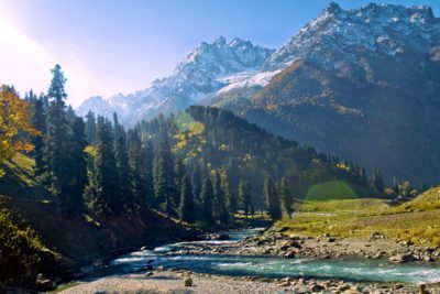 Kashmir Tour Packages From Pune