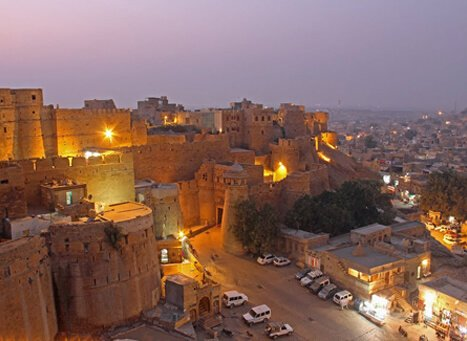 Tour Packages For Jaisalmer