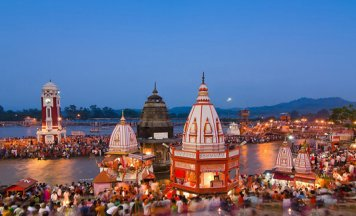 Haridwar Heritage And Cultural Tour Package