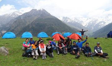 Mcleodganj Family Tour