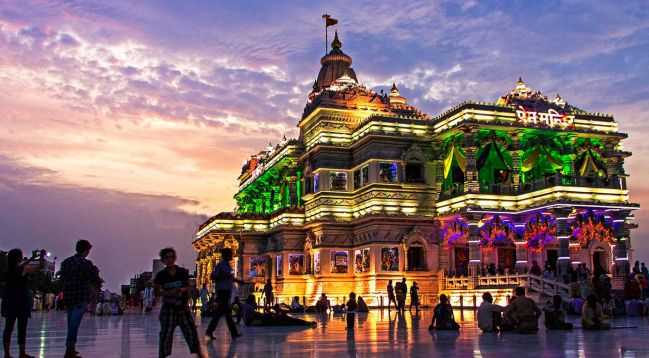 Mathura Sightseeing Tour