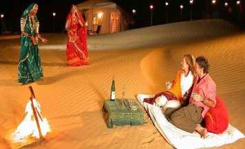 Desert Festival Tour