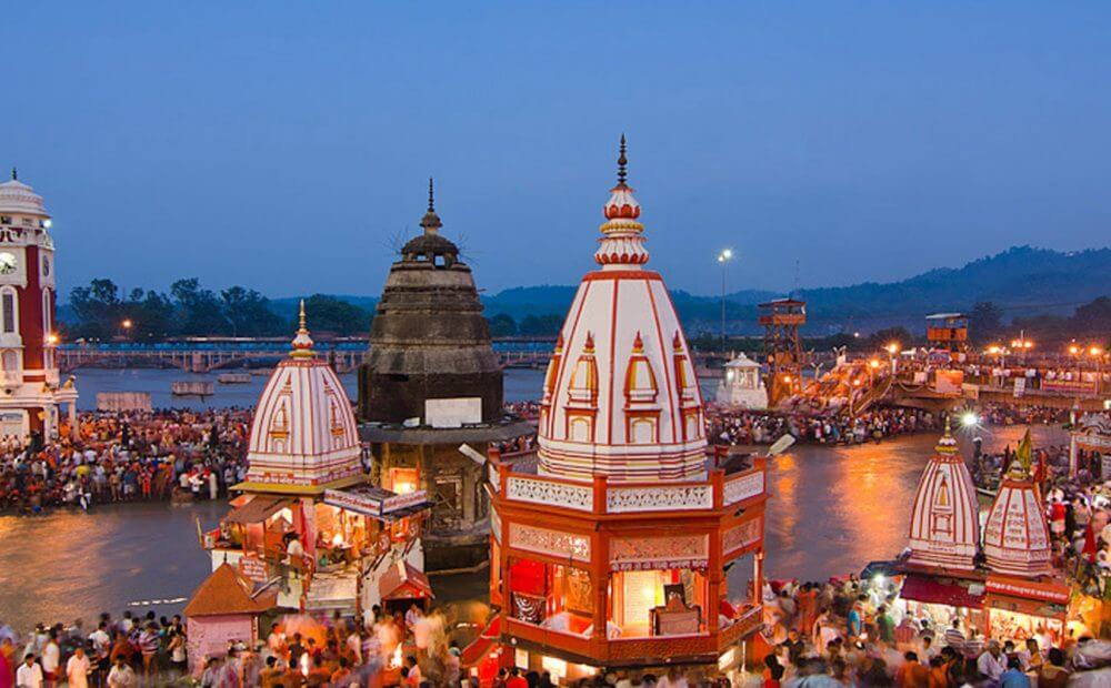 Uttarakhand Tour Package From Haridwar
