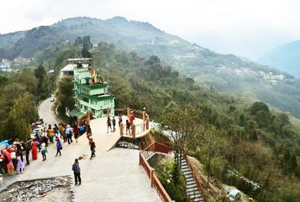 Sikkim Darjeeling Gangtok Tour Package from Mumbai