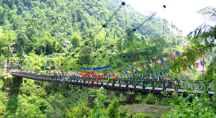 Sikkim Darjeeling Gangtok Tour Package From Pune