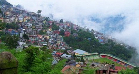 Sikkim Darjeeling Gangtok Tour Package From Ahmedabad