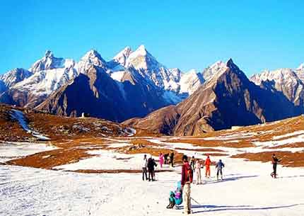 Shimla Manali Tour Package From Ahmedabad Price