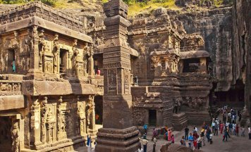 Ajanta Caves Tour From Mumbai