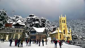 Wonderful Tour Of Shimla