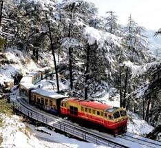Shimla Toy Train Weekend Tour