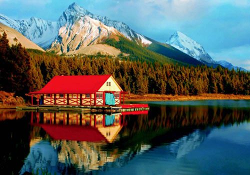 Canada Honeymoon Package