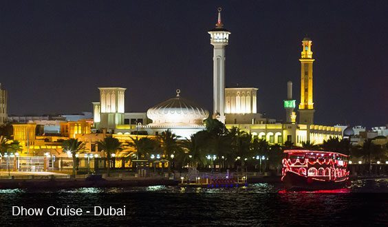 Dubai Tour Package From Hyderabad