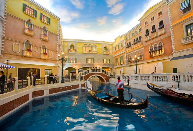 Macau Honeymoon Package