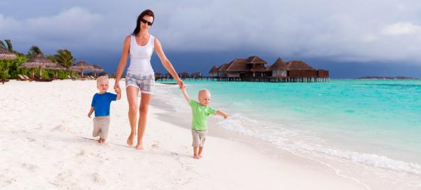 Maldives Family Package