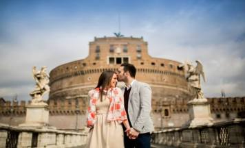 Rome Honeymoon Tour