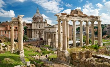Rome Holiday Tour
