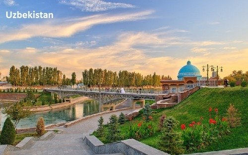 Tashkent Tour Package From Ahmedabad