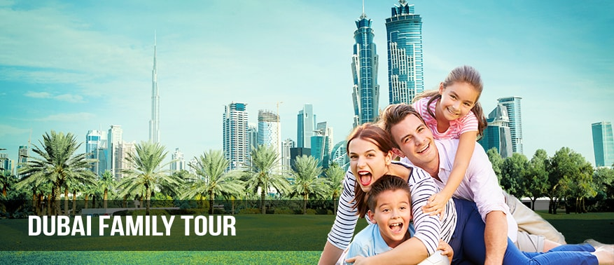Dubai Family Package
