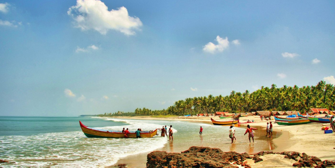 Kerala Beach Tour Packages