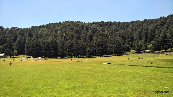 Dalhousie Tour Packages From Chamba