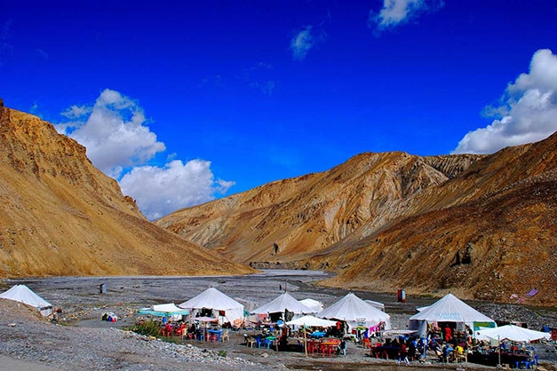 Cheap Lahaul Valley Tour Package