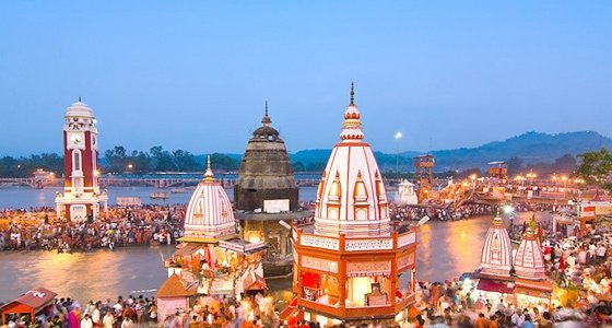 Haridwar Among Best Pilgrimage Destination
